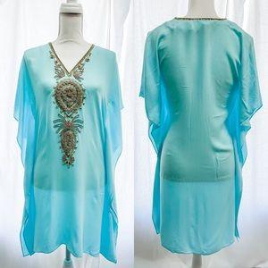 Lilly Pulitzer Sea Foam Dress XS